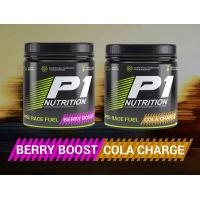 P1nutrition Pre-rcae fuel Berry